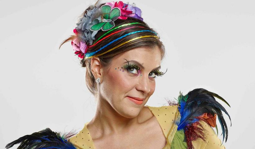 Carol Levy traz o show Canta Bicho para o Teatro RioMar