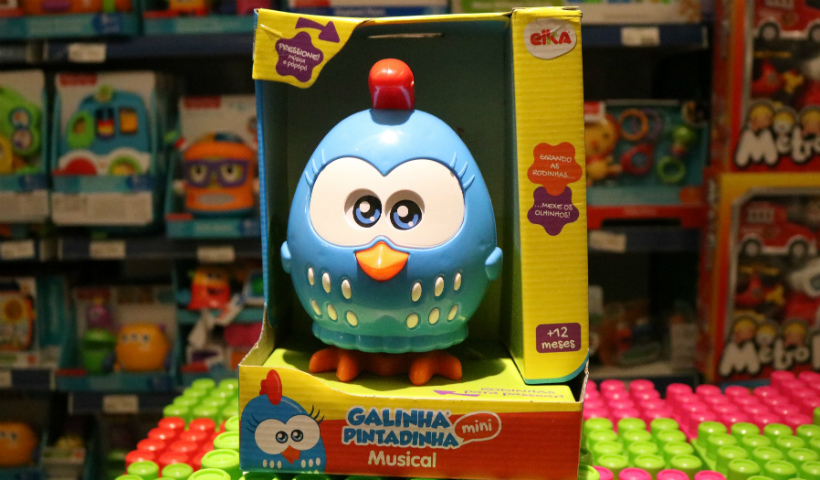 Mês das crianças: veja os brinquedos mais procurados por faixa etária