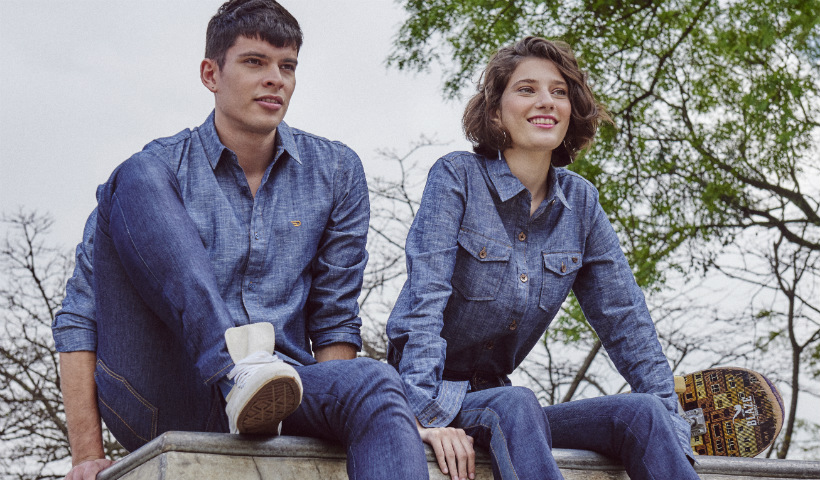 Damyller aposta em jeans consciente com zero descarte de água