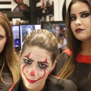 Três makes de Halloween para você arrasar