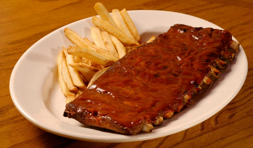 Ribs On The Barbie: o queridinho do Outback