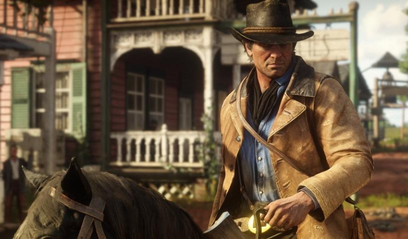 Lançamento Red Dead Redemption 2 já disponível no RioMar
