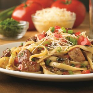 Outback Steakhouse oferece deliciosos pratos para aproveitar o Dia da Massa