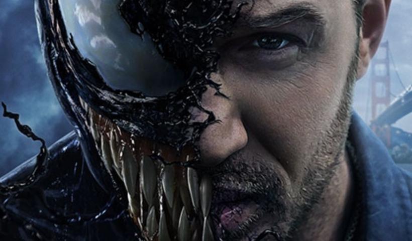 'Venom' estreia no Cinemark
