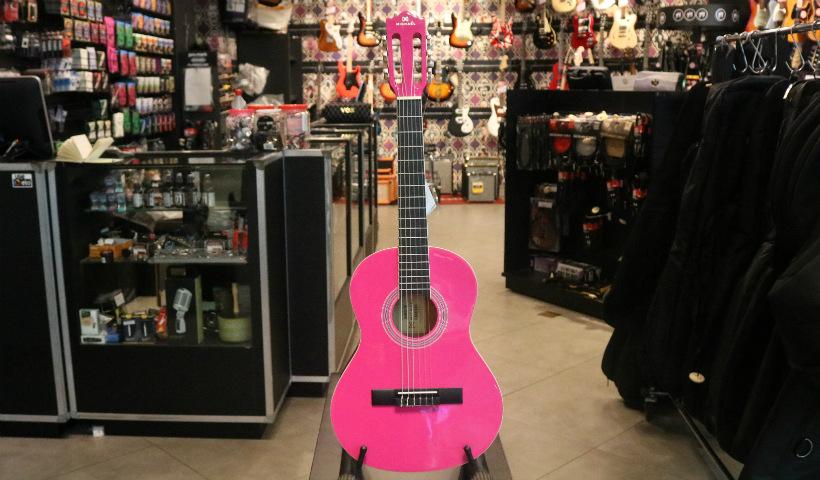 Para as crianças que gostam de instrumentos musicais