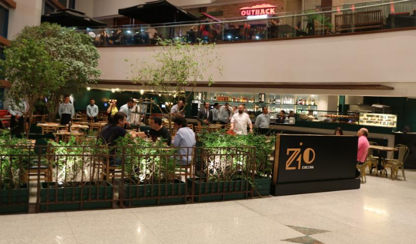 Zio Cucina inaugura no RioMar Recife