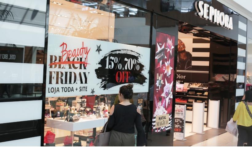 Tem descontos de até 70% na Black Friday RioMar