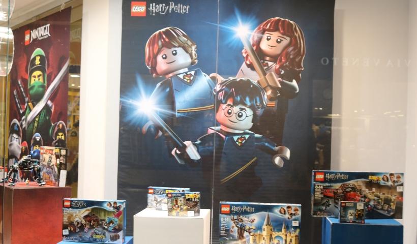 Lançamento Fantastic Beasts da Lego já disponível