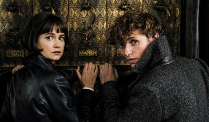 'Animais Fantásticos: Os Crimes de Grindelwald' com ingressos disponíveis