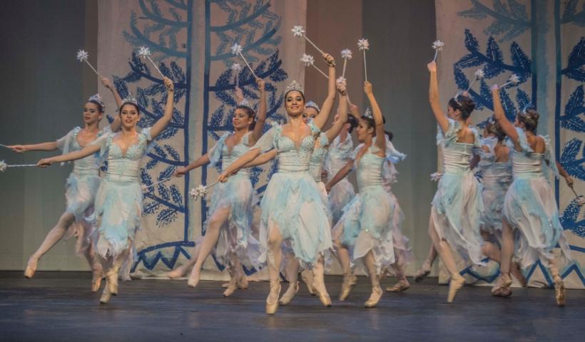 Ballet 'O Quebra Nozes' promete muita emoção no Teatro RioMar