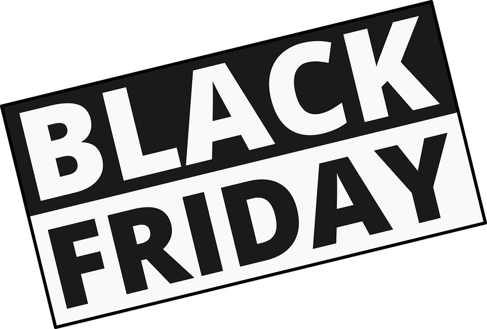 Black Friday: Sinta-se o anfitrião do dia