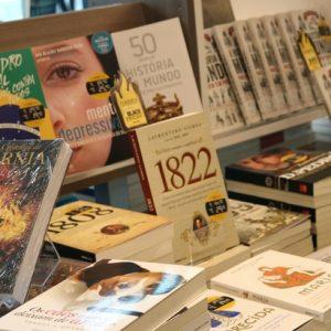 Livrarias do RioMar com bons descontos na Black Friday