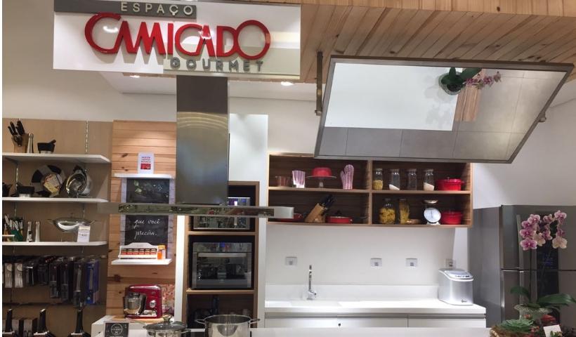 Camicado inicia as oficinas gastronômicas de novembro