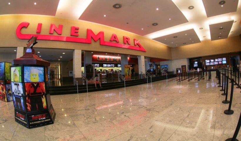 Cinemark voltou! Segurança, conforto e grandes filmes no RioMar
