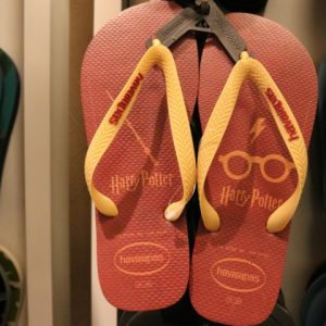 De Star Wars a Harry Potter, Havaianas estampa universo geek
