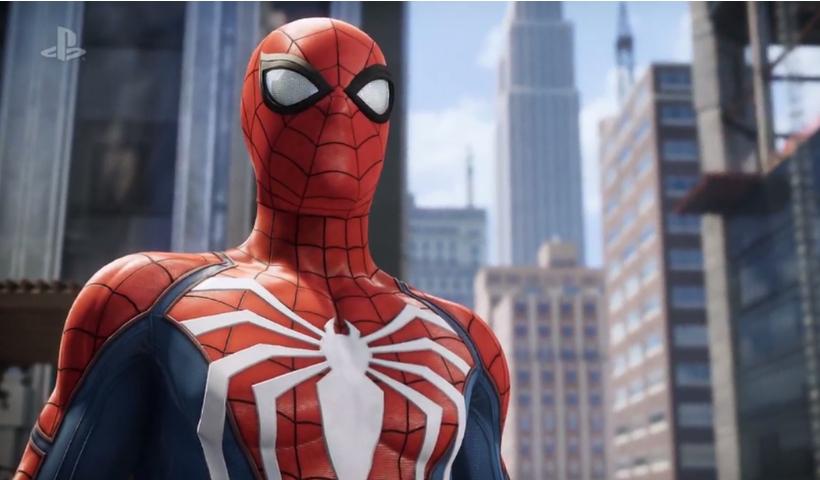 Jogo Spider-Man disponível no RioMar