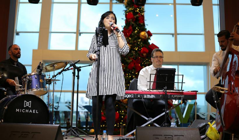 Natal Musical do RioMar tem atrações até o dia 24 de dezembro