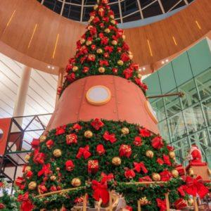 As maravilhosas invenções do Noel e seus ajudantes no Natal RioMar