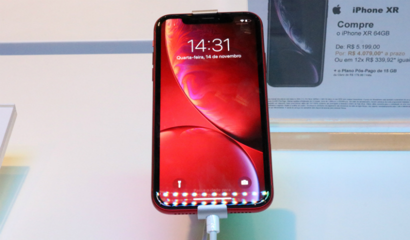 Novos iPhones chegaram nas lojas do RioMar