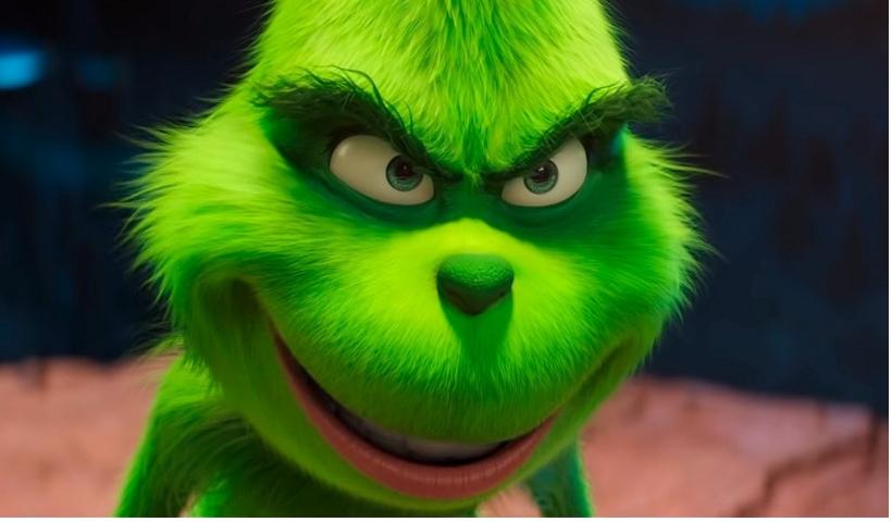 Estreia do Cinemark, 'O Grinch', promete muitas trapalhadas neste Natal