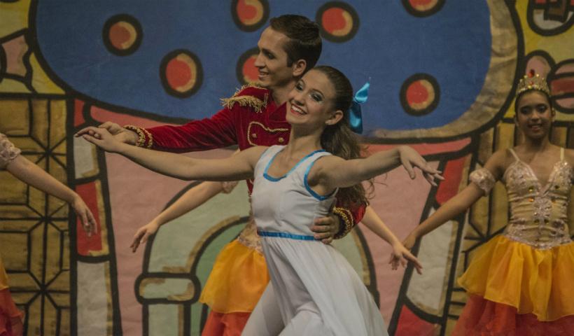 """Ballet """"O Quebra Nozes"""" acontece nesta sexta no Teatro RioMar"""