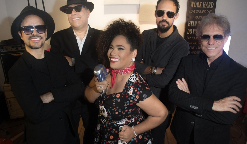 Uptown Blues Band faz show neste domingo no Teatro RioMar