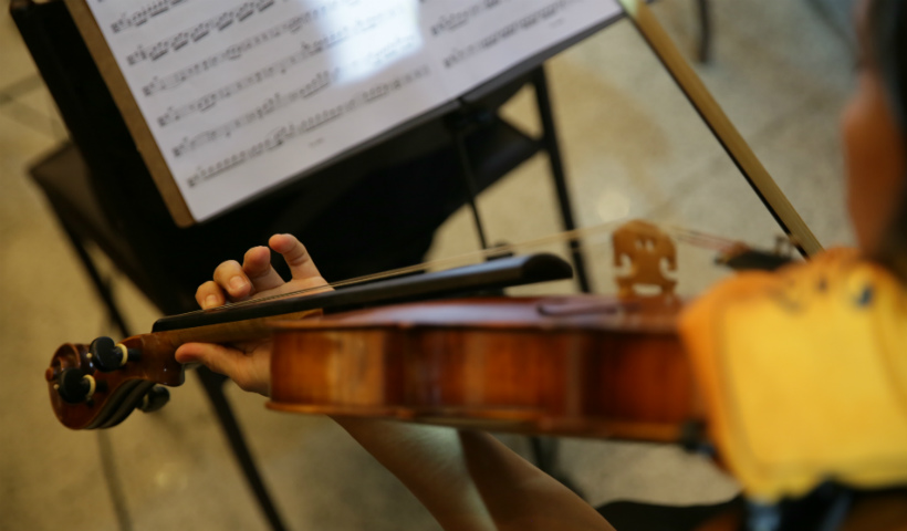 Música erudita no fim de semana do RioMar