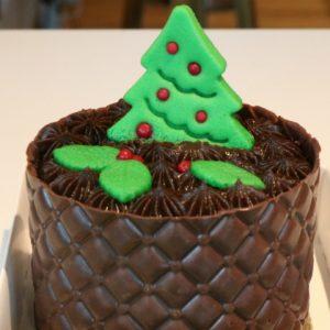 Delícias natalinas na cafeteria Anna Corinna