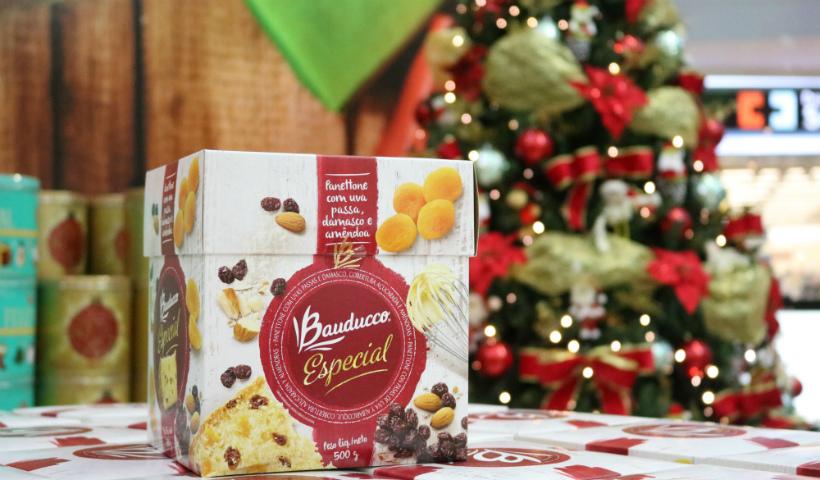 Empório do Panettone Bauducco traz delícias para o Natal do RioMar