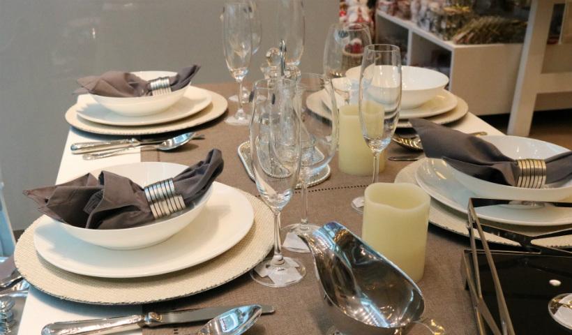 Prepare sua mesa para o Ano Novo