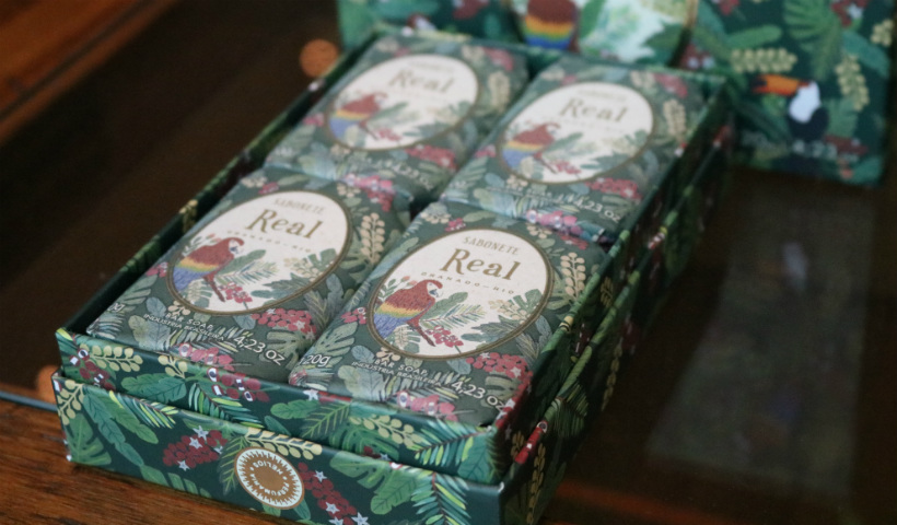 Granado lança 'Natal Real' com várias opções de kits natalinos