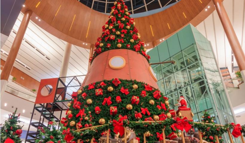 Nos domingos de dezembro, RioMar abre mais cedo, às 9h