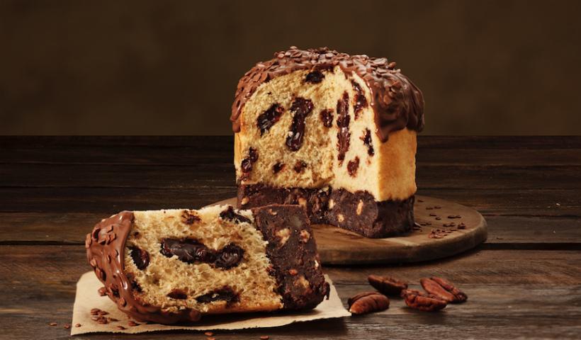 Outback lança panettone exclusivo com seu famoso brownie