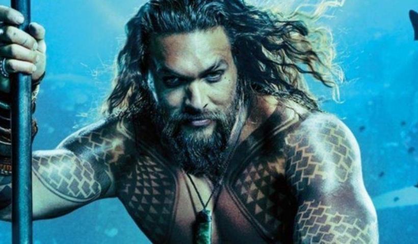 """""""Aquaman"""" estreia no Cinemark"""