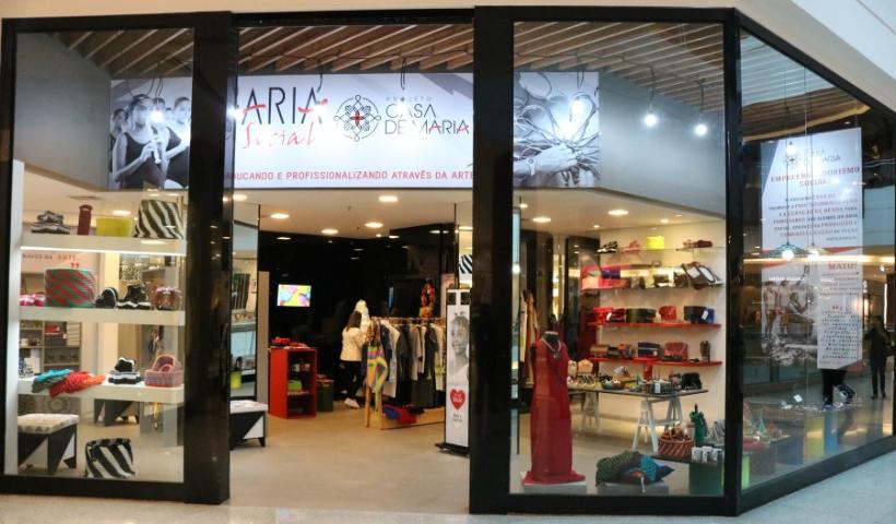 Aria Social inaugura com artesanato e obras autorais no RioMar