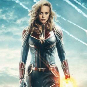 Capitã Marvel estreia nesta quinta, à meia-noite