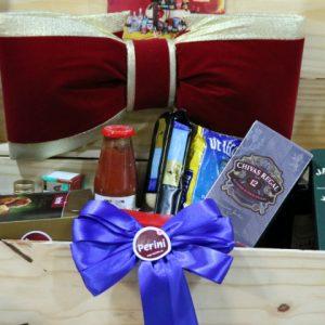 Perini recebe encomendas para o Natal e o Réveillon