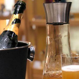 Chá dá toque de sabor ao drink do Réveillon