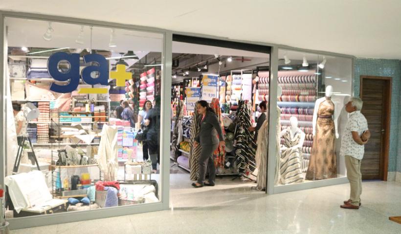 a5084bb3fff GA+ inaugura loja de tecidos e aviamentos no RioMar Recife
