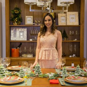 Vídeo: decoradora dá dicas para montar a mesa natalina