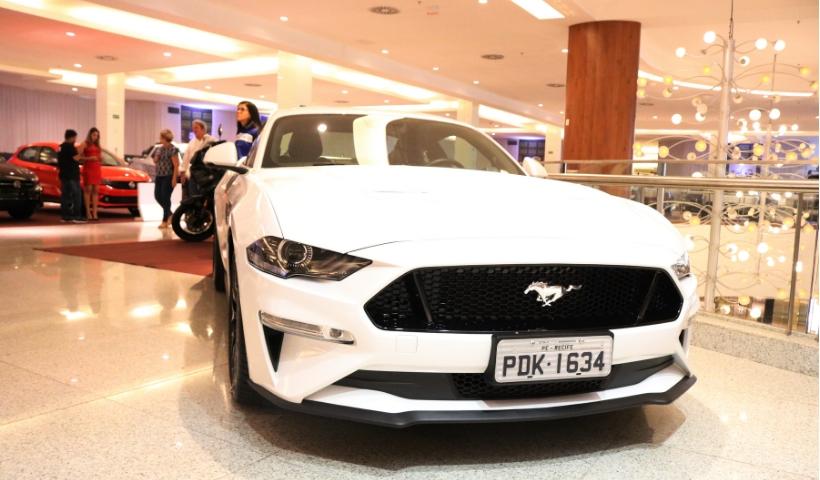 Motor Show Pernambuco inicia repleto de novidades automobilísticas