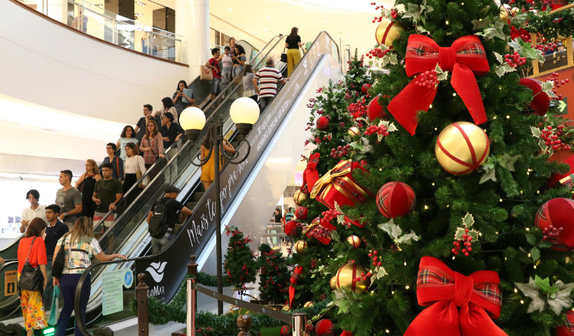 Mais tempo para as compras de Natal