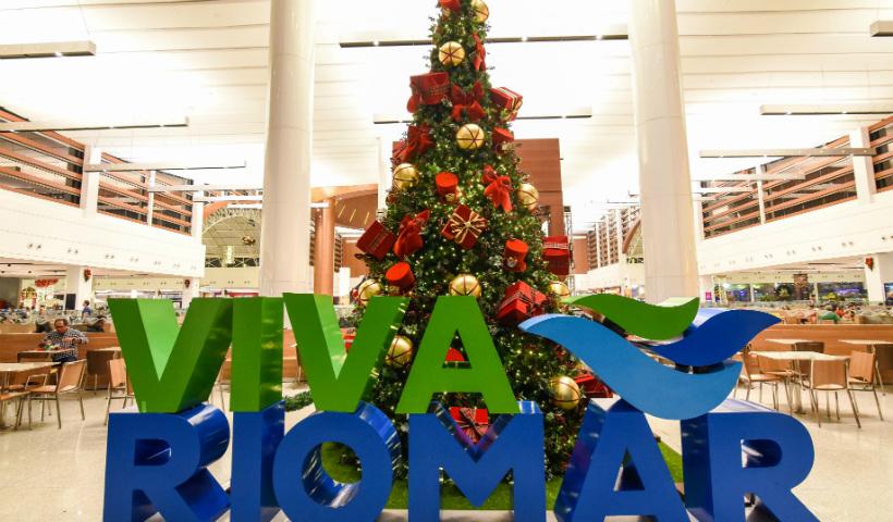 Veja o horário de funcionamento do RioMar neste feriado