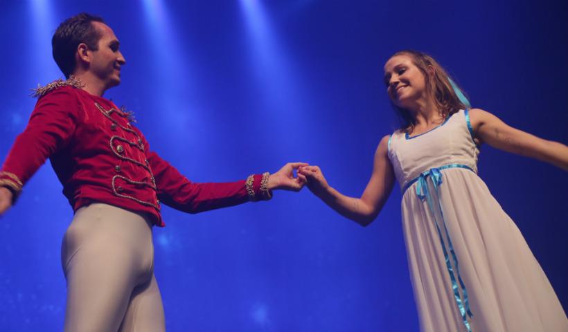 """Vídeo: A magia do ballet """"O Quebra Nozes"""""""