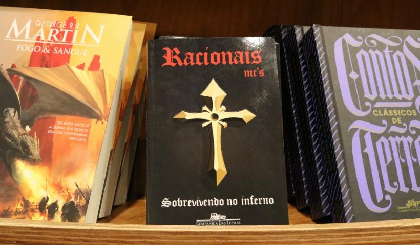 Livro dos Racionais MC´s já disponível na Livraria Cultura