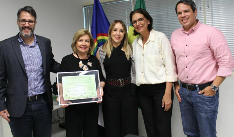RioMar é certificado mais uma vez com o Selo Verde