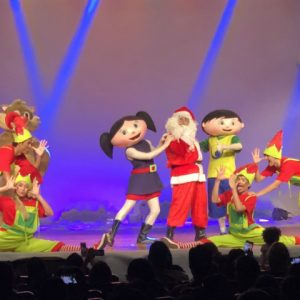 Show da Luna especial de Natal para os pequenos no Teatro RioMar