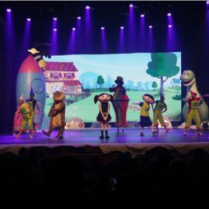 Muita diversão marca o Show da Luna especial de Natal