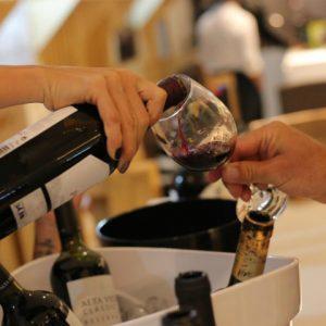 Último dia da Variedade Feira de Vinhos