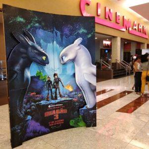 Sorteio de ingressos Cinemark